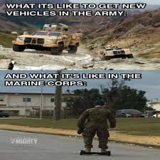 Funny Military Memes - army marine corps new vehicles funniest military memes newest
