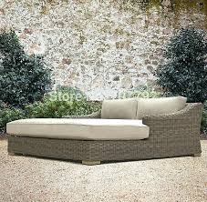 Outdoor Wicker Daybed Wicker Outdoor Daybed With Canopy Outdoor Wicker Daybed With
