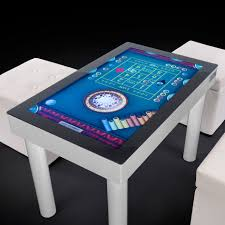coffee table touch screen coffee tables are fun and useful for the
