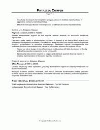 resume objectives for administrative assistants sample
