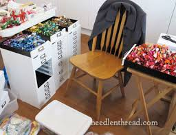 Bisley 10 Drawer Filing Cabinet Embroidery Thread Organization U2026 U0026 Reminders U2013 Needlenthread Com