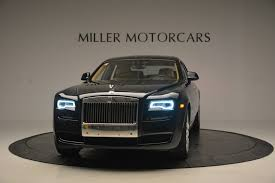2016 Rolls Royce Ghost Stock R399 For Sale Near Greenwich Ct