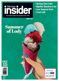 Warsaw Insider August 2017 252 by Valkea Media Pro issuu