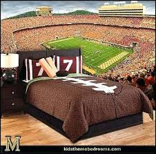Football Room Decor Nfl Bedroom Decor Images About Boys Room On New Patriots And Cool