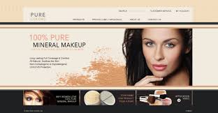 makeup artist websites colors mineral makeup website brand essentials
