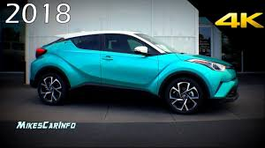2018 toyota chr c hr quick look at the r code paint treatment