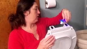 Kohler Lighted Toilet Seat Kohler Nite Lite Toilet Seat Installation And Review Youtube