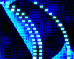 wallpaper gifs download strobe lights on blue plus animate for ipad iphone iphone4 onlookin
