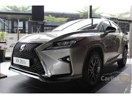 lexus suv malaysia search 7 lexus rx200t cars for sale in malaysia carlist my