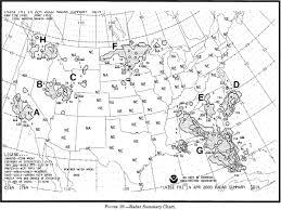 Winds Aloft Map Private Pilot Lesson 14 Aviation Weather Services Ascent