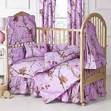 Camouflage Crib Bedding Sets Ap Lavender Camouflage 3 Crib Set Baby Bedding Purple