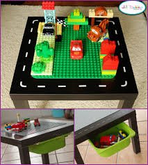 ikea lego table diy ideas