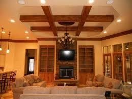 Popular Home Decor Living Room Creative Living Room Wood Ceiling Design Home Decor