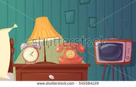 Retro Nightstand Nightstand Stock Images Royalty Free Images U0026 Vectors Shutterstock