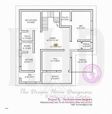 4 bedroom single house plans house plans one floor in kerala 4 bedroom single home for india
