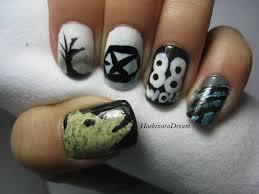 wolf exo nail art youtube