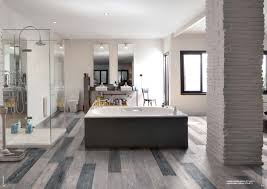 Grey Tile Living Room Tile Featured In Parade Of Homes Guidebook Rubble Tile
