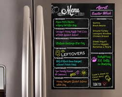 kitchen chalkboard ideas 3 easy ideas for a kitchen chalkboard menu planner
