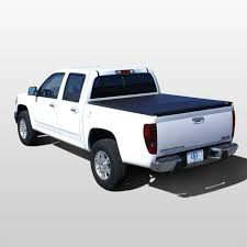 Chevy Colorado Bed Cover Downey Sst 206114 6 U0027 Slant Side Tonneau Bed Cover For Chevrolet