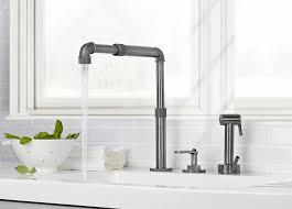 restaurant style kitchen faucet restaurant style kitchen faucet tremendous high end faucets