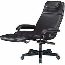Executive Computer Chair Design Ideas Reclining Office Chair With Footrest Chair Design Inside Reclining