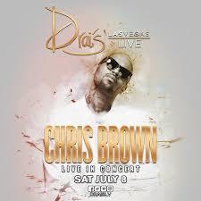chris brown at drais nightclub saturday jul 8 guestlist