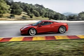 Ferrari 458 Horsepower - facelifted ferrari 458 italia rumored to debut in geneva as the m458 t