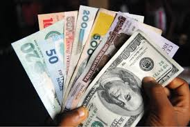 bureau de changes at 395 1 510 1 bureau de changes say naira is recovering