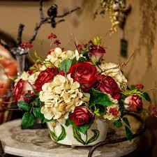 luxury silk floral arrangements everyday flower arrangements