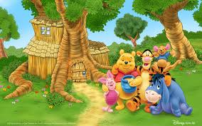 pooh backgrounds 70