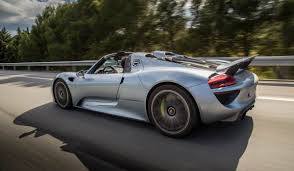 electric porsche supercar don u0027t expect the all electric porsche 918 successor to arrive for