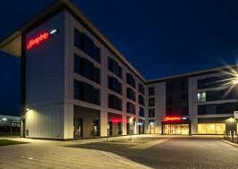 Aberdeen Airport Information Desk Aberdeen Airport Hotels Hampton By Hilton Aberdeen Airport