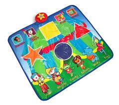 amazon playhouse disney jojo u0027s circus dance mat toys u0026 games
