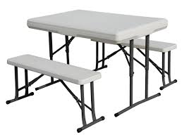 dining room picnic table furniture white plastic folding tables and white plastic folding