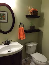 half bath remodel paint color is behr