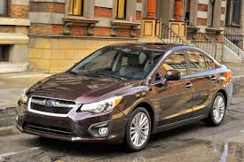 all new 2012 subaru impreza brings smaller engine with less