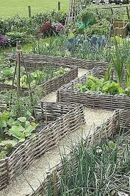 small vegetable garden fence ideas raised bed vegetable garden