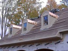 Flashing A Dormer Roof Dormers Copper Flashing Copper Flashings And Finishing