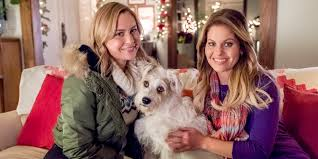 watch the trailer for candace cameron bure u0027s new hallmark