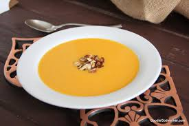 my favorite butternut squash soup dairy free vegan whole30