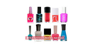 the best nail polish colors for summer 2010 popsugar beauty