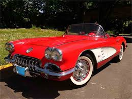 corvettes for sale in oregon 1960 chevrolet corvette for sale classiccars com cc 987928