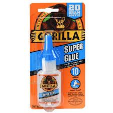 gorilla 20 g super glue 78056 the home depot
