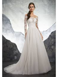 ivory lace wedding dress mori 5602 kelsey ivory lace illusion gown wedding dress