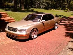 lexus ls400 vip autofashion usa customer updated car u2013 thompson u0027s ls400