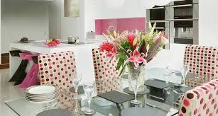 pink kitchen ideas contemporary pink kitchen design