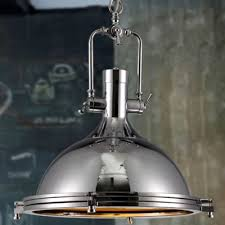 Chrome Pendant Lighting Fashion Style Pendant Lights Bronze Chrome Industrial Lighting