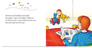caillou love personalized book put story