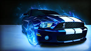 Black Mustang Wallpaper Blue And Black Ford Wallpaper 25 Cool Wallpaper Hdblackwallpaper Com