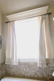 designs fascinating bathtub window curtain images bathroom